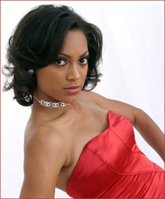 Kalilah Allen Harris is Miss Black USA 2007
