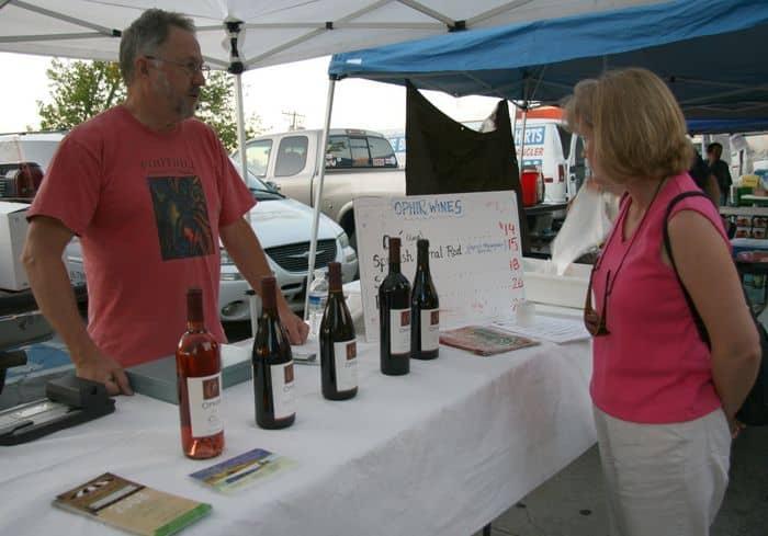 ophir wine market