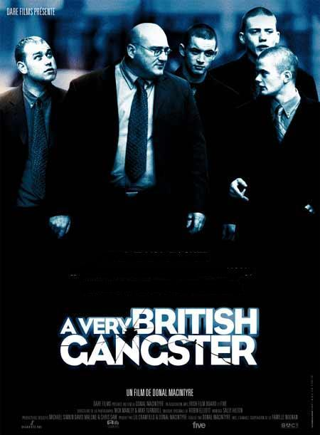 A Very British Gangster movie poster.
