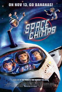 Space Chimps Movie
