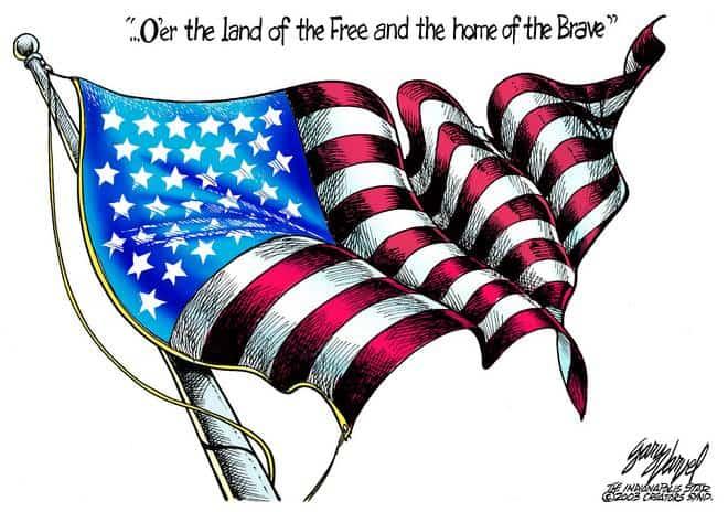 Editorial Cartoons by Gary Varvel - gv20080703bcd - 03 July 2008