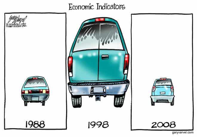 Editorial Cartoons by Gary Varvel - gv20080706cd - 06 July 2008