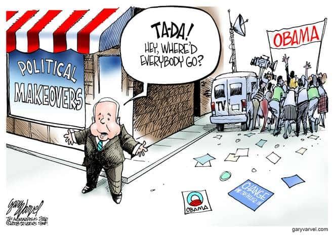 Editorial Cartoons by Gary Varvel - gv20080711acd - 11 July 2008
