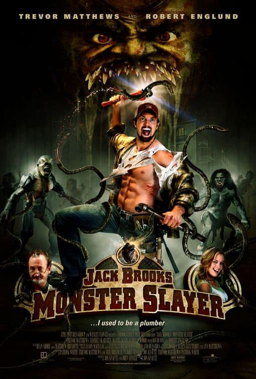 Jack Brooks Monster Slayer Movie