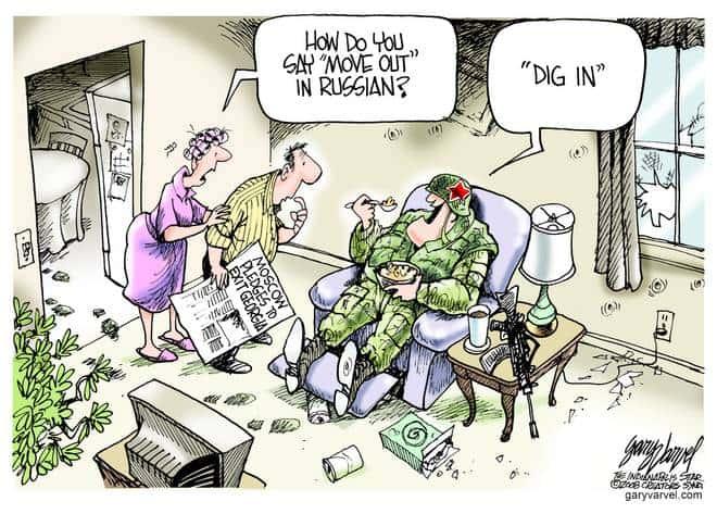 Editorial Cartoons by Gary Varvel - gv20080822cd - 22 August 2008