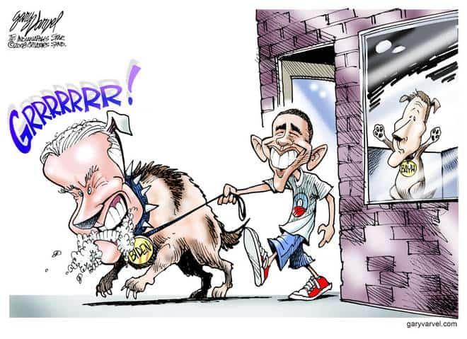 Editorial Cartoons by Gary Varvel - gv20080826cd - 26 August 2008