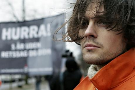 Jens Backvall, concept/performer.