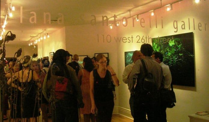 Gallery Opening Reception.