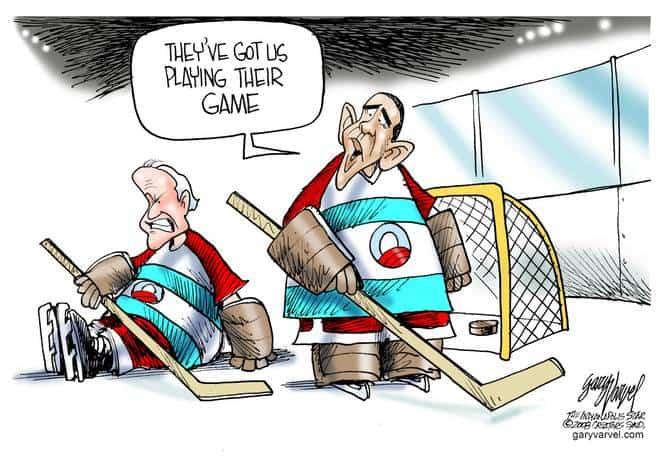 Editorial Cartoons by Gary Varvel - gv20080908bcd - 08 September 2008