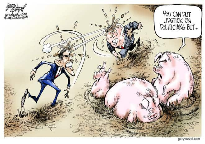 Editorial Cartoons by Gary Varvel - gv20080917cd - 17 September 2008