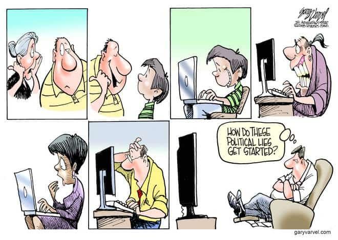 Editorial Cartoons by Gary Varvel - gv20080919cd - 19 September 2008