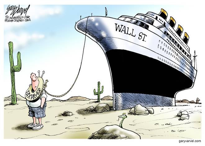 Editorial Cartoons by Gary Varvel - gv20080923bcd - 23 September 2008