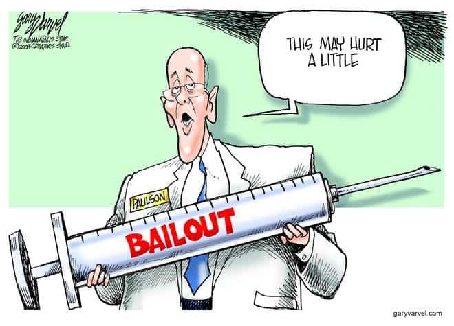 Editorial Cartoons by Gary Varvel - gv20080923ccd - 23 September 2008