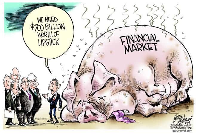 Editorial Cartoons by Gary Varvel - gv20080926cd - 26 September 2008
