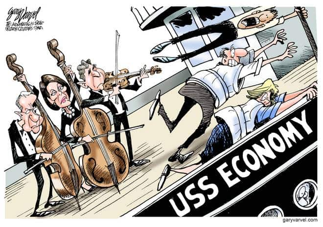Editorial Cartoons by Gary Varvel - gv20080930cd - 30 September 2008