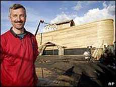 Johan Huibers, Noahs Ark builder