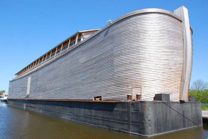 Docked Noahs Ark