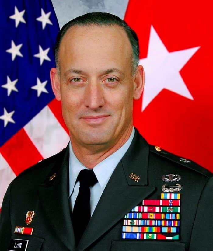 Brigadier General Alan R. Lynn.