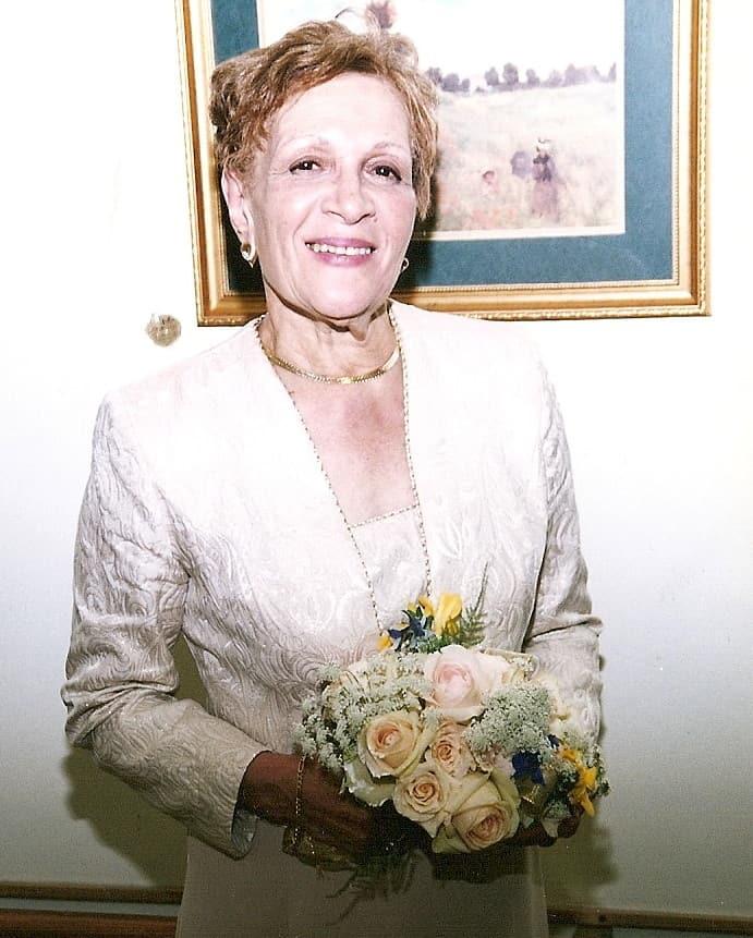 Floraine Beatrice Williams.