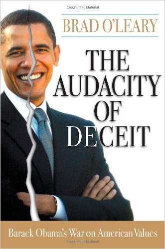 The Audacity of Deceit cover.