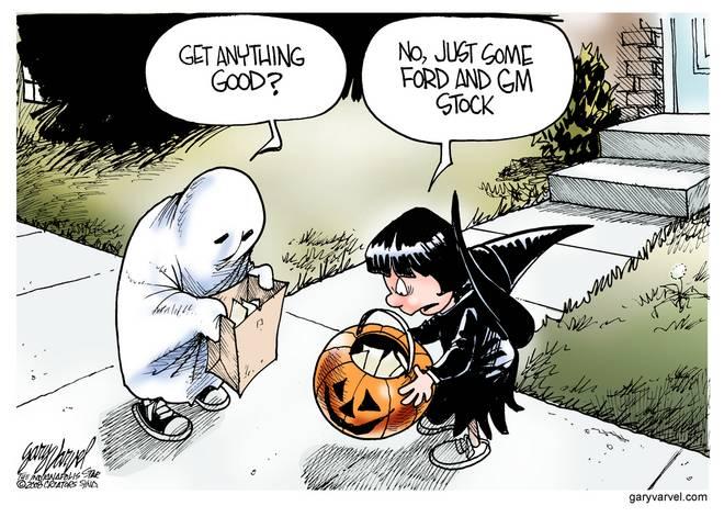 Editorial Cartoons by Gary Varvel - gv20081016cd - 16 October 2008