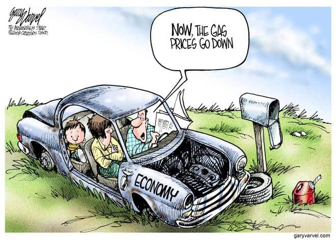 Editorial Cartoons by Gary Varvel - gv20081024cd - 24 October 2008