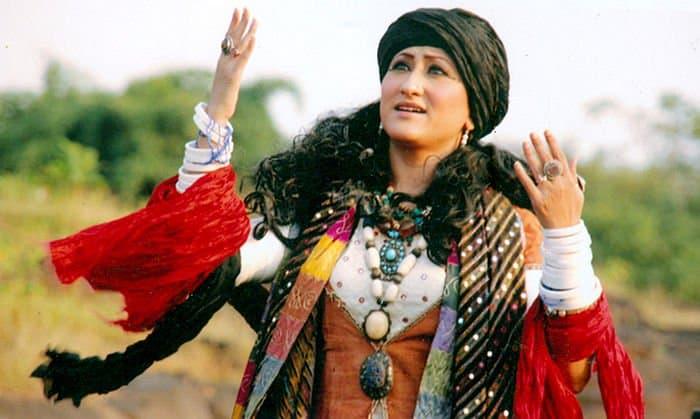 Jayati Bhatia as Jogan Mastani