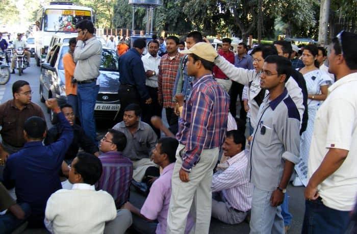 Journalist Protest2