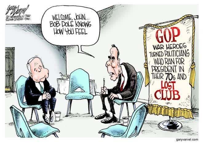 Editorial Cartoons by Gary Varvel - gv20081108cd - 08 November 2008