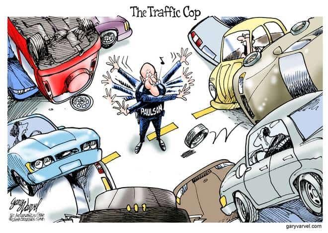 Editorial Cartoons by Gary Varvel - gv20081114cd - 14 November 2008