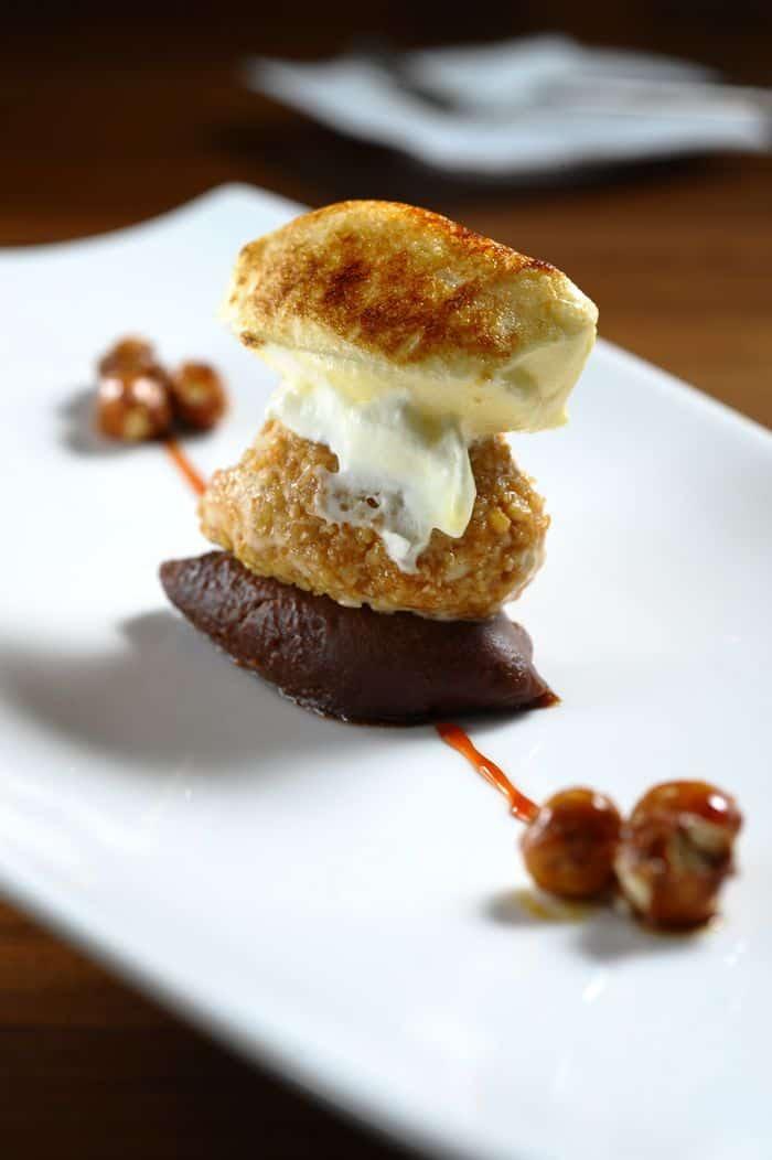 Hazelnut dessert 1