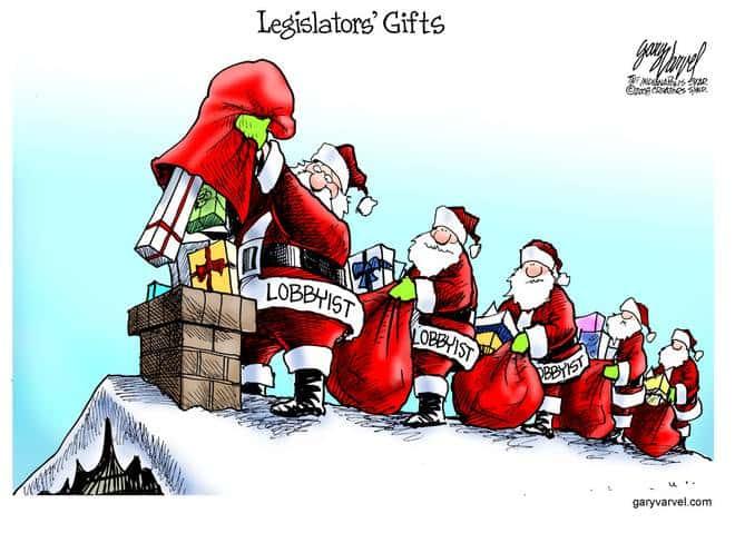 Editorial Cartoons by Gary Varvel - gv20081208acd - 08 December 2008