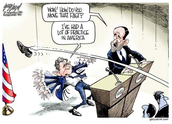 Editorial Cartoons by Gary Varvel - gv20081216cd - 16 December 2008