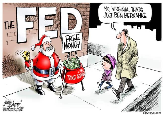 Editorial Cartoons by Gary Varvel - gv20081217cd - 17 December 2008