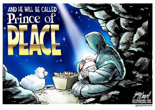 Editorial Cartoons by Gary Varvel - gv20081219acd - 19 December 2008