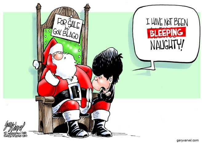 Editorial Cartoons by Gary Varvel - gv20081223cd - 23 December 2008