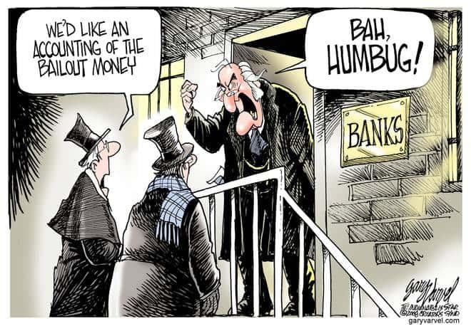 Editorial Cartoons by Gary Varvel - gv20081224cd - 24 December 2008