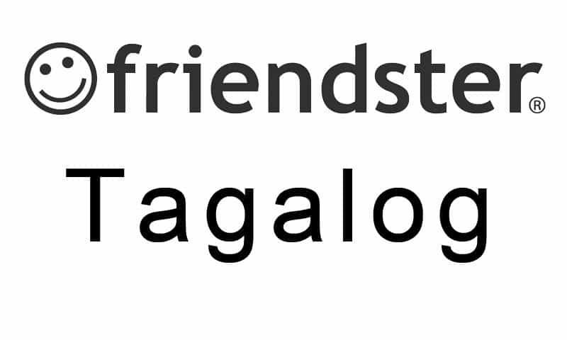 friendster tagalog.