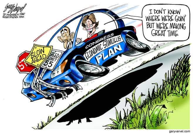 Editorial Cartoons by Gary Varvel - gv20090105cd - 05 January 2009