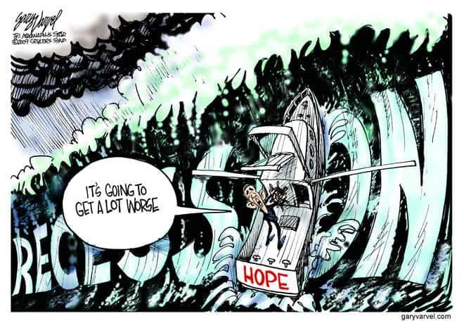 Editorial Cartoons by Gary Varvel - gv20090109cd - 09 January 2009