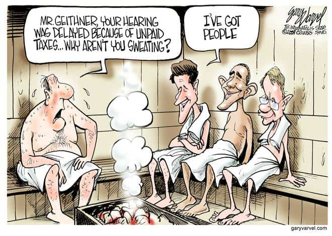 Editorial Cartoons by Gary Varvel - gv20090119acd - 19 January 2009
