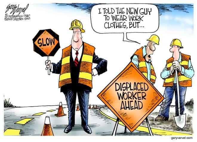 Editorial Cartoons by Gary Varvel - gv20090122cd - 22 January 2009