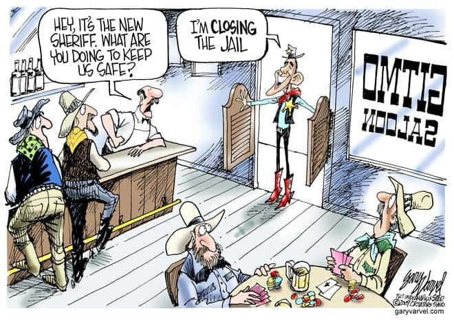 Editorial Cartoons by Gary Varvel - gv20090123cd - 23 January 2009