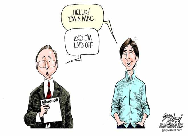 Editorial Cartoons by Gary Varvel - gv20090126bcd - 26 January 2009