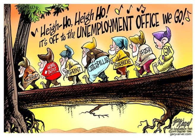 Editorial Cartoons by Gary Varvel - gv20090127cd - 27 January 2009