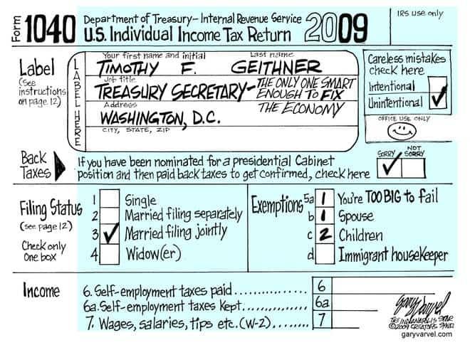 Editorial Cartoons by Gary Varvel - gv20090128cd - 28 January 2009