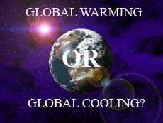 Global Warming or Cooling