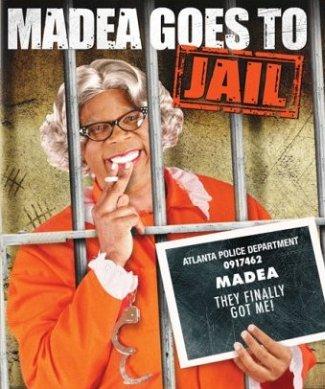 Madea Goes To Jail Movie