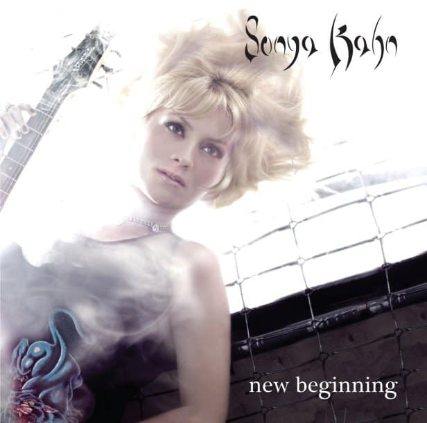 Sonya Kahn CD NEW BEGINNING