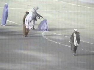 Talibans womens execution